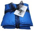 Royal Blue Jumbo Cotton Wheat Bag