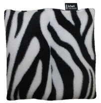 Zebra Square Wheat Bag