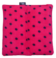 Pink Spot Halvzey Wheat Bag