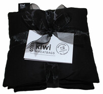 Black Jumbo Cotton Wheat Bag