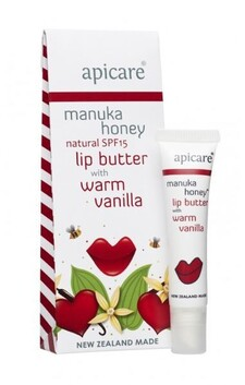 Manuka Honey Lip Butter With Warm Vanilla